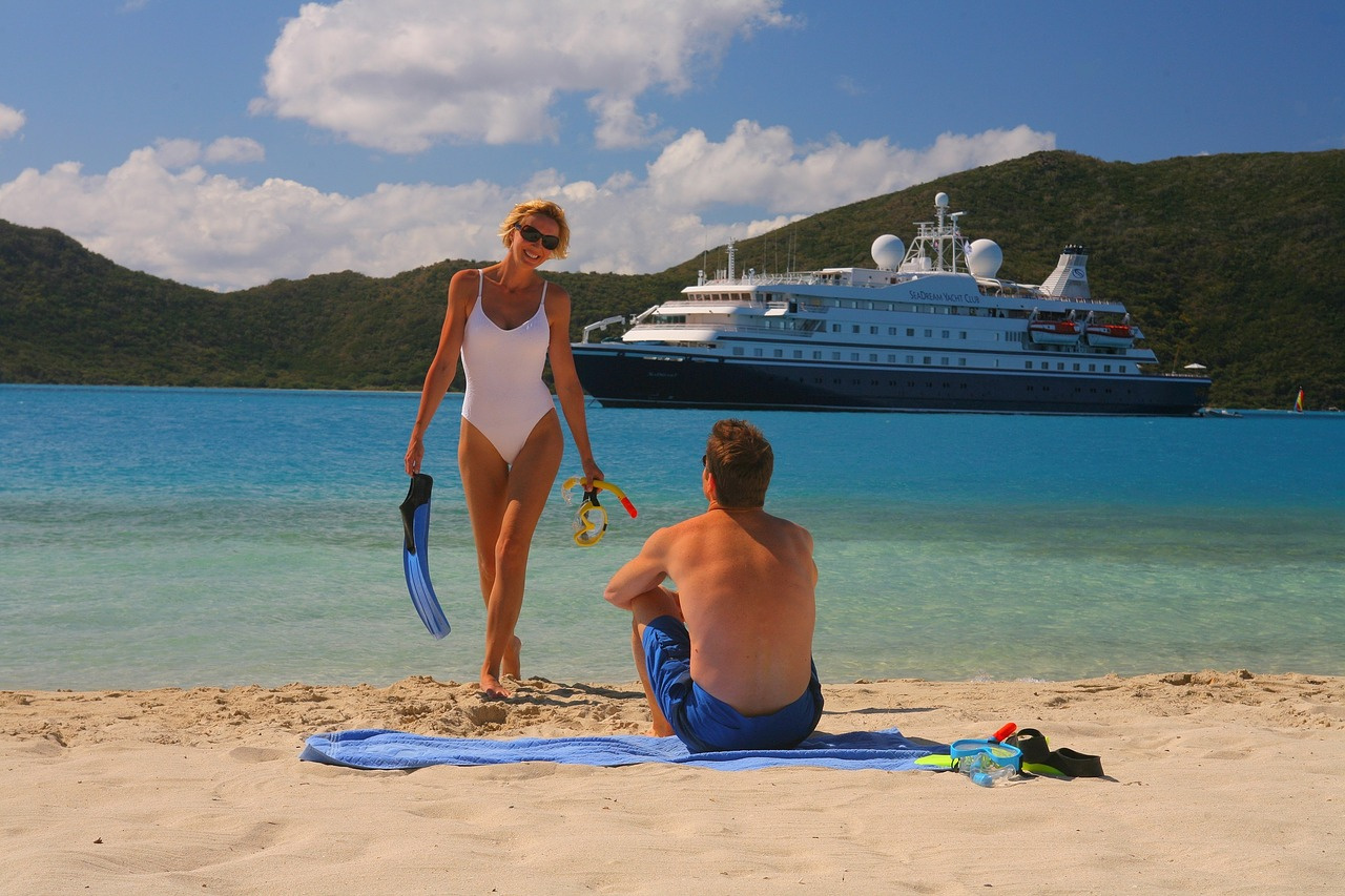 Your Paradise Vacation Is A Caribbean Cruise
